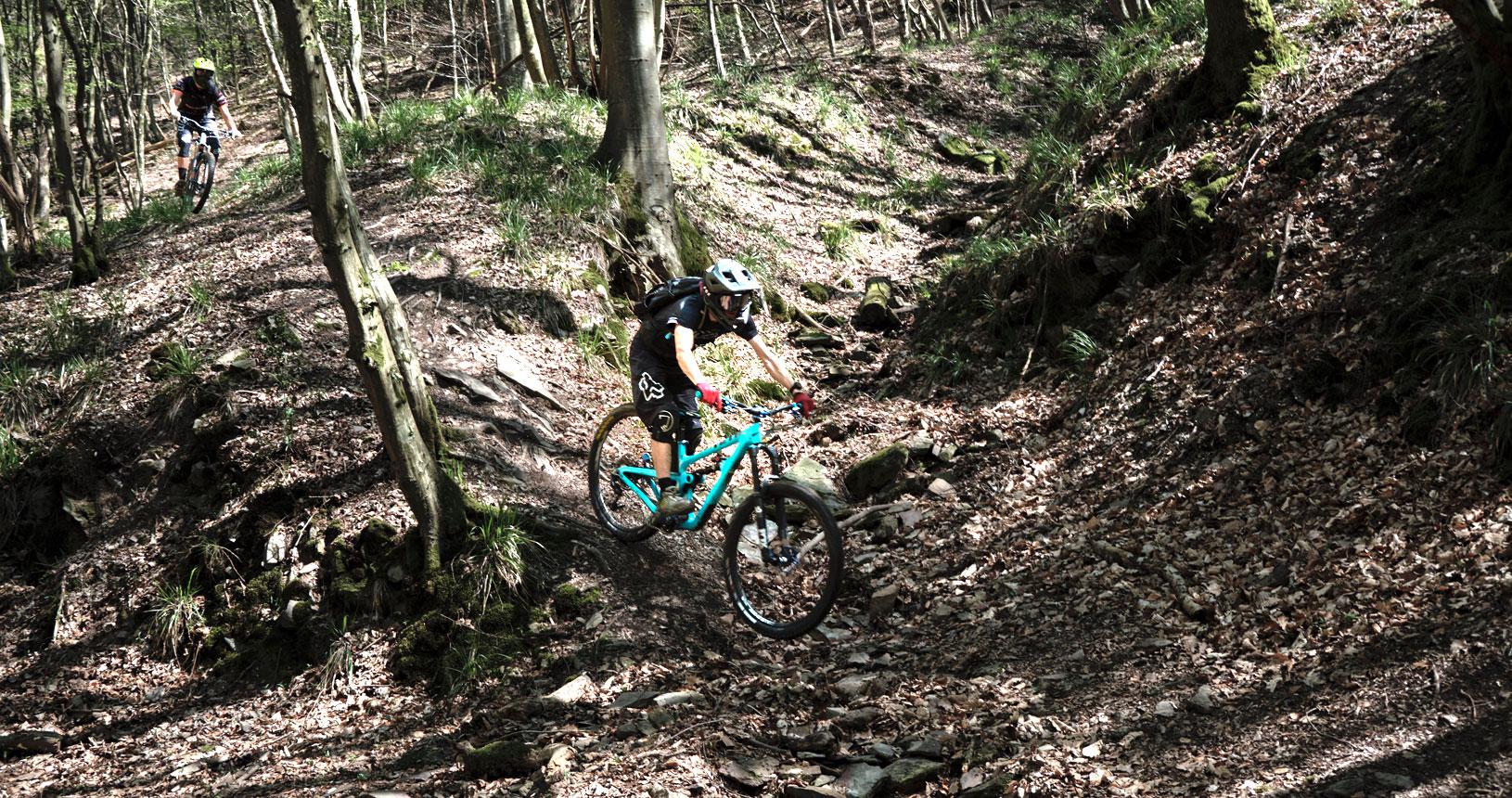 Piemont Urlaub Mountainbiking