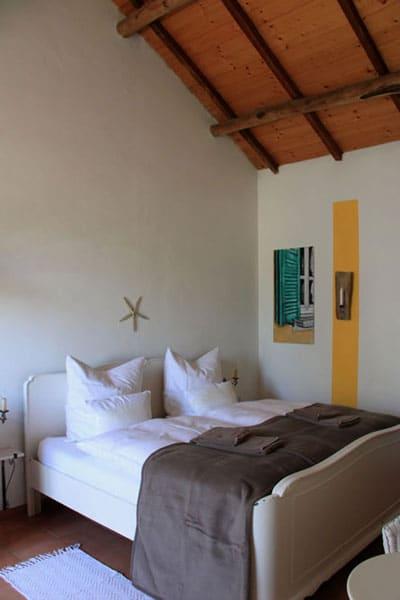 Piemont Appartement Bianco Schlafen 1
