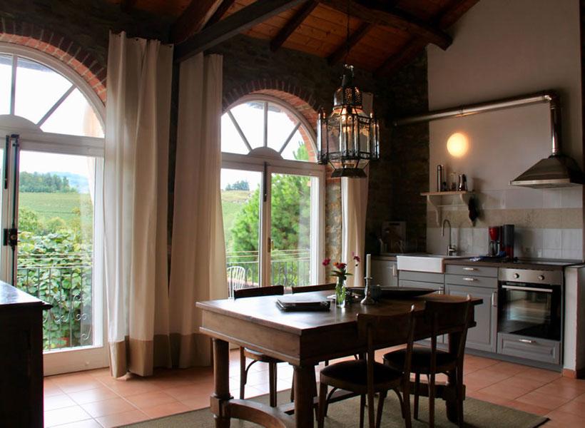 Piemont Wohnung Portico Wohnen 1
