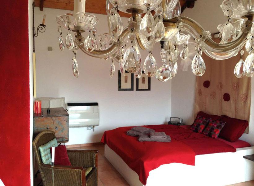 Studio Ambiente Piemont Rosso Schlafen