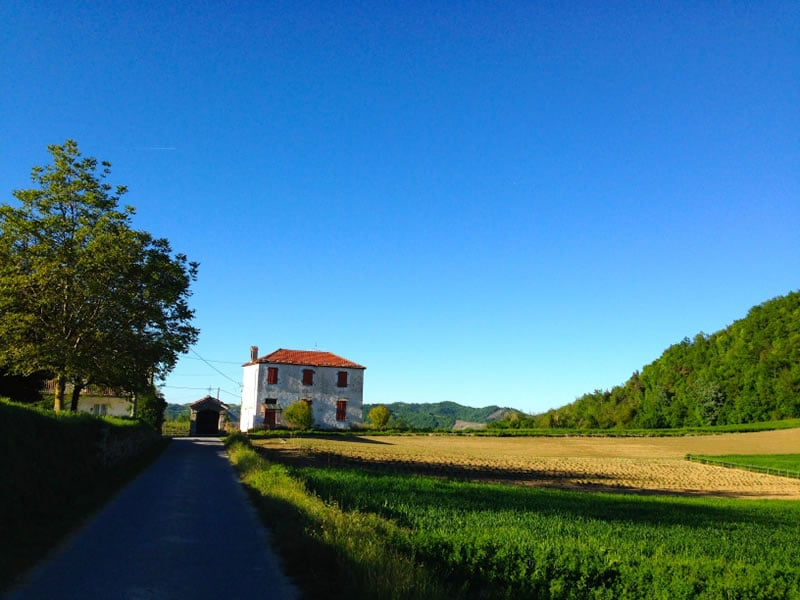 Piemont Landschaft Teaser